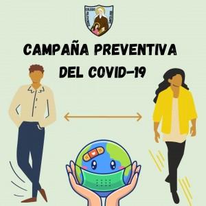 Campaña Preventiva del Covid-19