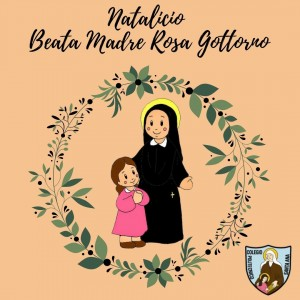 Natalicio Beata Madre Rosa Gattorno