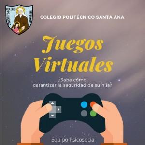 PRÁCTICAS SEGURAS EN LA PLATAFORMA DEL JUEGO VIRTUAL.
