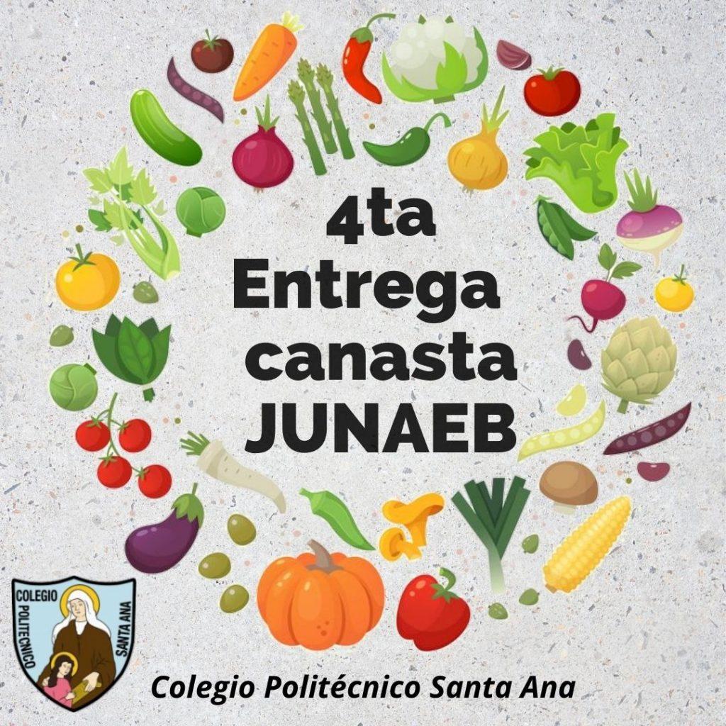 4ta Entrega Canasta JUNAEB