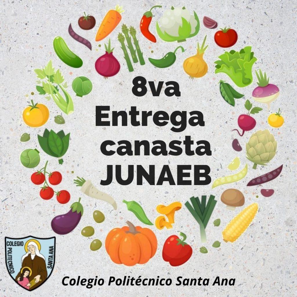 8va Entrega Canasta JUNAEB