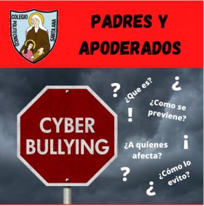 Cyberbullying para Padres y Apoderados