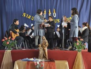 Celebración Santa Ana y San Joaquín