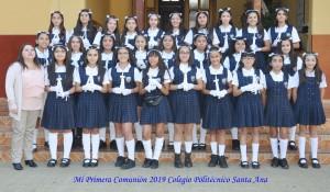 PRIMERA COMUNION 2019