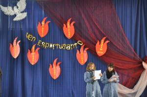 Celebración de Pentecostés