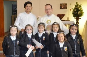 Misa de bautismo