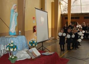 CELEBRACIÓN DE NUESTRA MADRE VIRGEN MARÍA