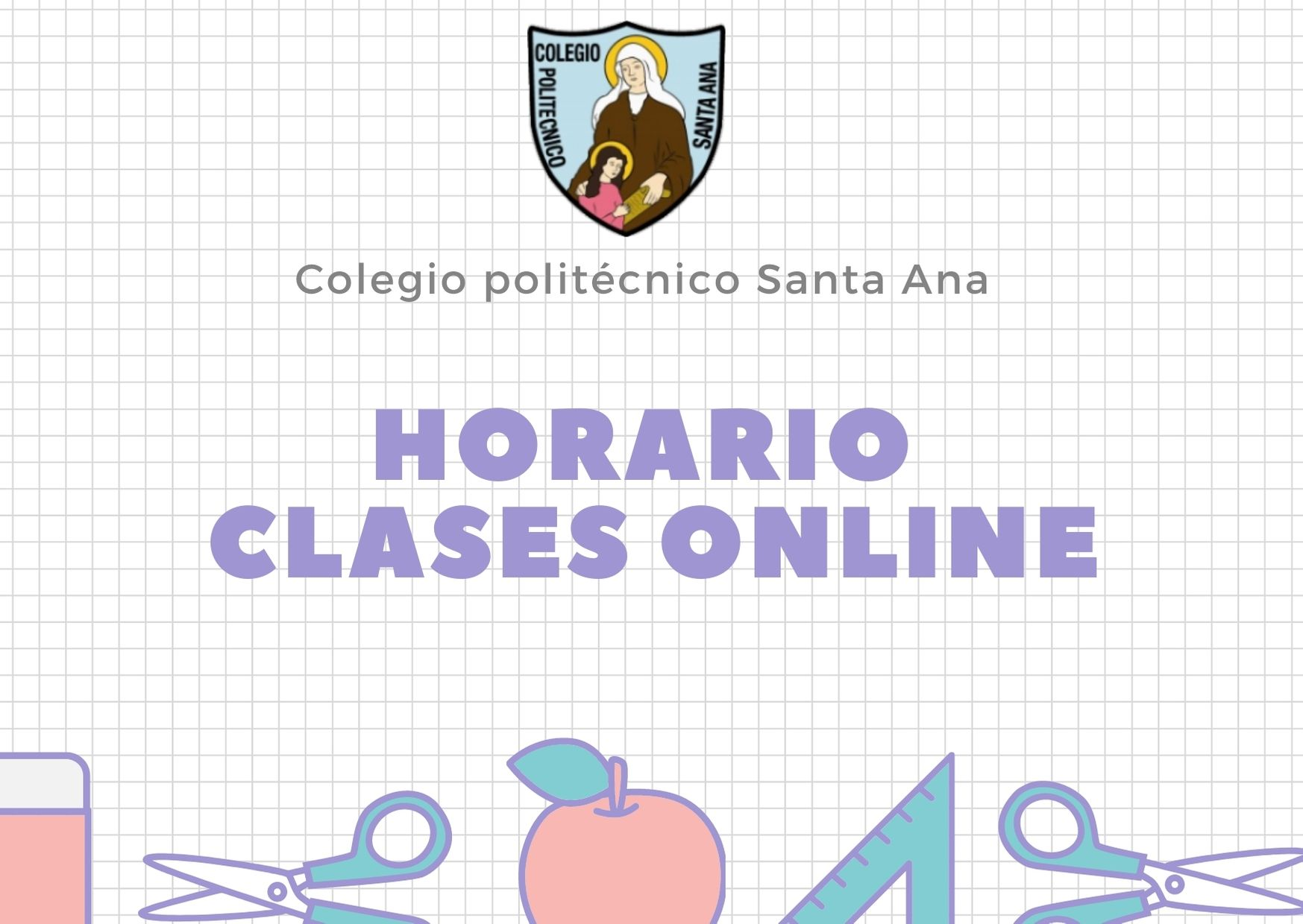 Horarios – clases online