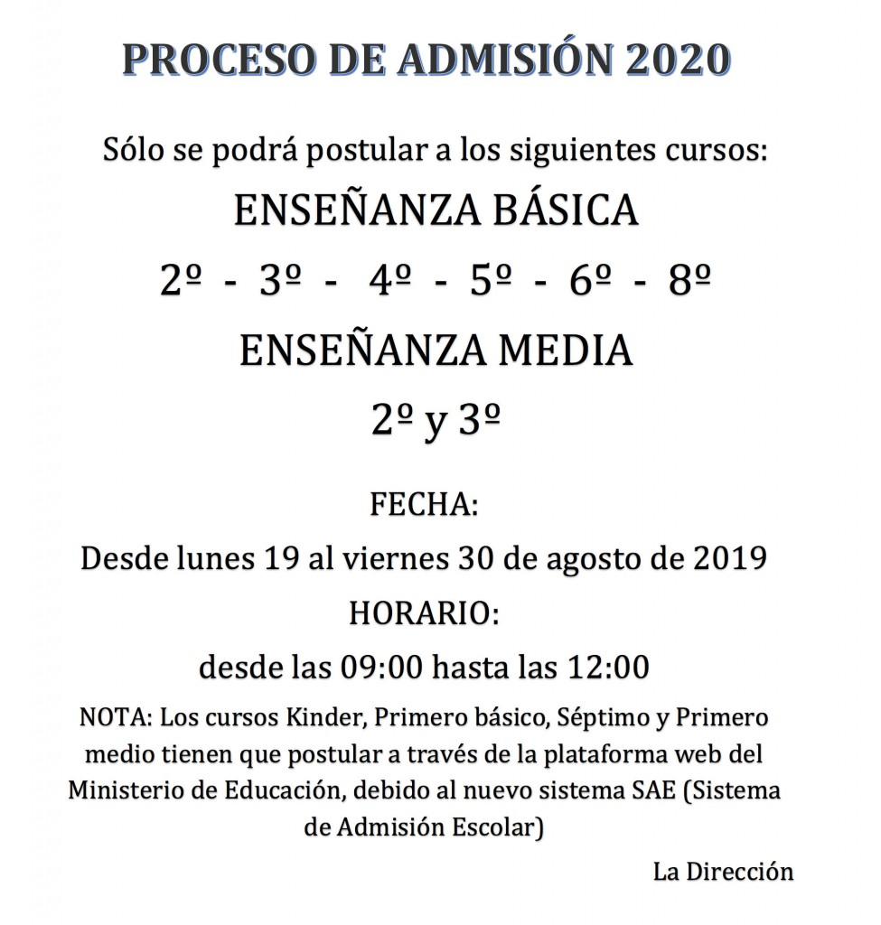 adminsion2020
