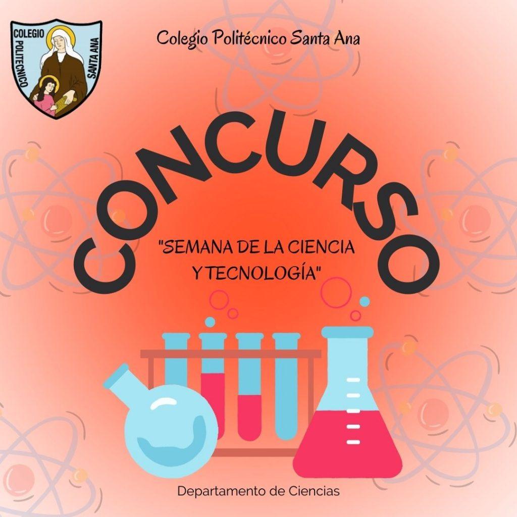 """Concurso """"Semana de la Ciencia y Tecnología"""" de 7° a 4° Medio"""