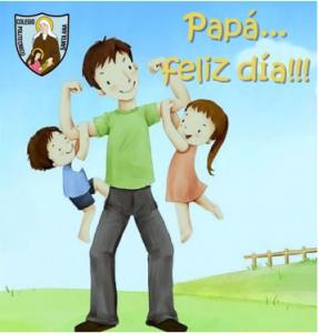 Saludo día del Padre