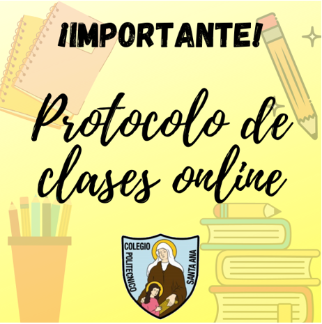 protocolo clases online